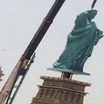 Mazarlığa gitmeyi şirk gören Vehhabiler Cidde'ye heykel dikti