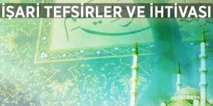 Kur'an'ı başka bir gözle görür sûfi