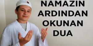 Çocuklar için Namazdan Sonra Okunan Dua