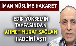 Ahmet Murat Sağlam adındaki mealci İmam Müslim'e hakaret etti