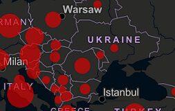 Dünya Coronavirüs Vakalarını Haritadan Takip et