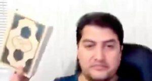 GigTv gerçeği: Kur'an yırtan Ateist, Kemalist yahudi çıktı
