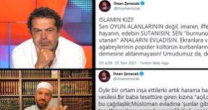 İhsan Şenocak Hocaefendi kemalistleri gömdü