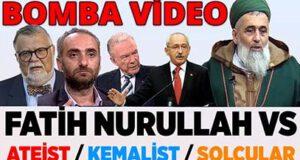 Ateist Kemalist ve Solcuların yüz kızartıcı ahlaksızlıkları