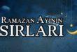 Ramazan ayının sırları