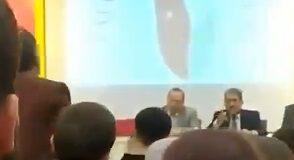 Yalova Üni. rektörü Suat Cebeci'den Ebubekir Sifil Hocaya terbiyesizlik