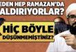 Siyonist Yahudiler neden Ramazan'da saldırıyor
